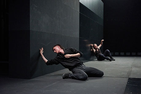 """gatewas to movement"": Kaler, Gehmacher © Eva Würdinger"