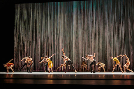 """Sand"" von Alonzo King.© Chris Hardy"