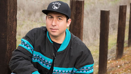 Autor Tommy Orange. © Penguin Randomhouse