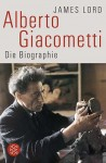 James Lord: Giacometti, S. Fischer. Buchcover