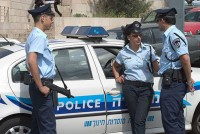 Israelische Pileibeamte. Ein Unbekannter in Uniform wird gesucht. © Creative Commons Attribution-Share Alike 2.0 Generic license. Foto: Mark Probst (wikipedia)