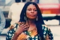 "Assata Shakur: ""Most Wanted Terrost"". © New Jerse State Police / AP"