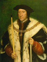 Er brachte Cromwell zu Fall: Thomas Howard 3. Duke of Norfolk, gemalt von Hans Holbein d.J. © Wikipedia /public domain