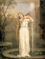 Undine, 1872 gemalt von John William Waterhouse. © gemenfrei